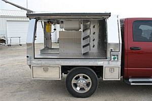 Somersong Forge Tapered Side Truck Body